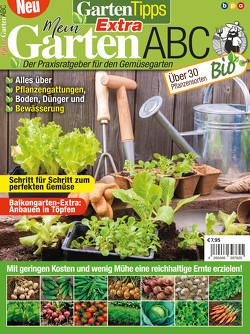 GartenTipps Extra: Mein GartenABC von Buss,  Oliver