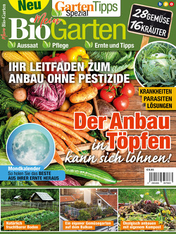 GartenTipps Spezial: Mein Bio-Garten von Buss,  Oliver