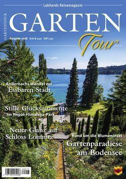 Gartentour Magazin 2018