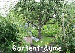Gartenträume (Wandkalender 2019 DIN A4 quer) von Müller,  Elke
