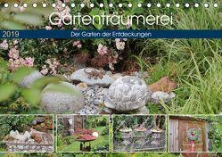 Gartenträumerei (Tischkalender 2019 DIN A5 quer) von Lantzsch,  Katrin
