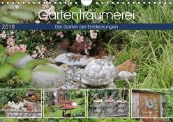 Gartenträumerei (Wandkalender 2018 DIN A4 quer) von Lantzsch,  Katrin
