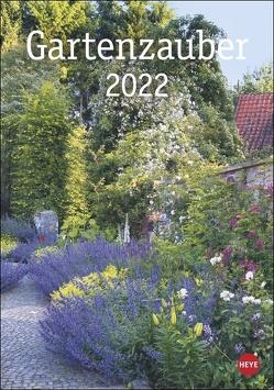 Gartenzauber Kalender 2022 von Heye