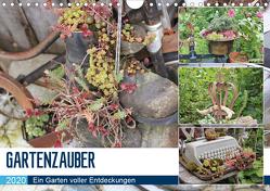 Gartenzauber (Wandkalender 2020 DIN A4 quer) von N.,  N.