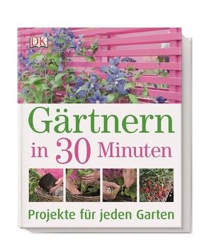 Gärtnern in 30 Minuten von Hendy,  Jenny