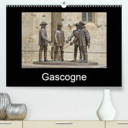 Gascogne (Premium, hochwertiger DIN A2 Wandkalender 2021, Kunstdruck in Hochglanz) von Thiele,  Ralf-Udo