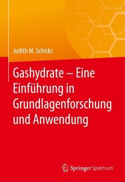 Gashydrate – Eine Einführung in Grundlagenforschung und Anwendung von Schicks,  Judith M.