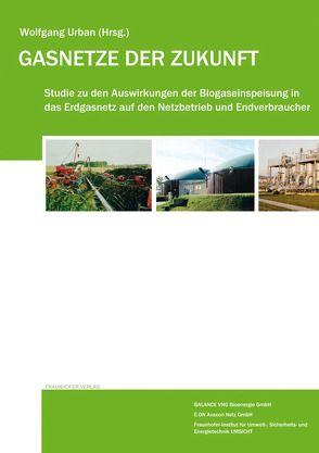 Gasnetze der Zukunft. von Berger,  Robert, Bothendorf,  Erik, Klinkert,  Volker, Meyer-Prescher,  Bernd, Urban,  Wolfgang