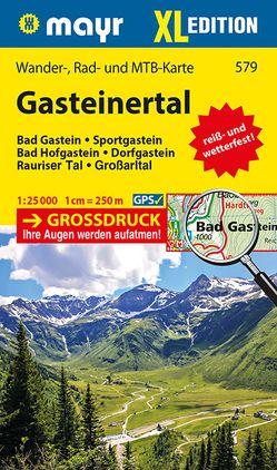 Gasteinertal XL von KOMPASS-Karten GmbH