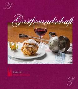 Gastfreundschaft in der Diakonie Neuendettelsau von Helbich,  Peter, Honold,  Matthias, Töpfer,  Elfriede