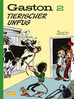 Gaston Neuedition 2: Tierischer Unfug von Franquin,  André