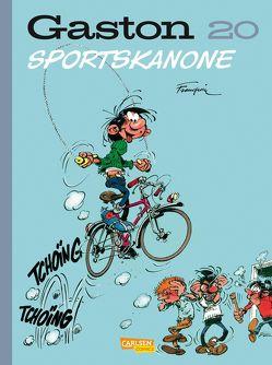 Gaston Neuedition 20: Sportskanone von Franquin,  André