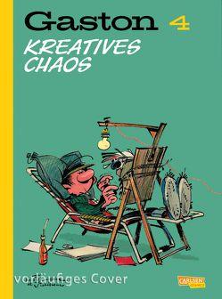 Gaston Neuedition 4: Kreatives Chaos von Franquin,  André