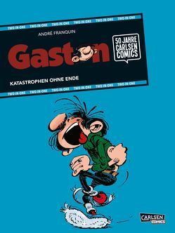 Gaston: TWO-IN-ONE von Franquin,  André