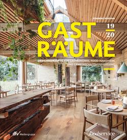 Gasträume 2019/20 von Warham,  Johanna