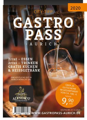 Gastro Pass Aurich 2020