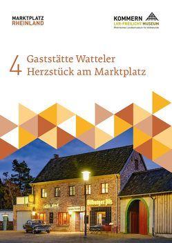 Gaststätte Watteler von Mangold,  Josef