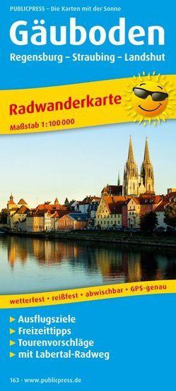 Gäuboden, Regensburg – Straubing – Landshut