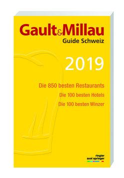 GaultMillau Guide Schweiz 2019 von Heller,  Urs