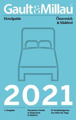 Gault&Millau Hotelguide 2022 von Martina & Karl Hohenlohe
