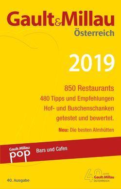 Gault&Millau Österreich 2019 von Hohenlohe,  Martina und Karl