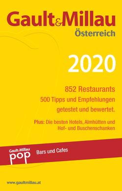 Gault&Millau Österreich 2020 von Hohenlohe,  Martina und Karl