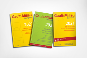 Gault&Millau Österreich 2021 von Hohenlohe,  Martina und Karl