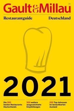 Gault&Millau Restaurantguide Deutschland 2021 von Wirtz,  Christoph