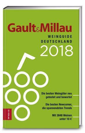 Gault&Millau WeinGuide Deutschland 2018 von Wiegelmann,  Britta