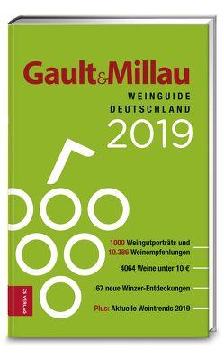 Gault&Millau Weinguide Deutschland 2019 von Wiegelmann,  Britta