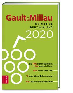 Gault&Millau Weinguide Deutschland 2020 von Wiegelmann,  Britta