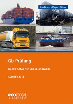 Gb-Prüfung von Holzhäuser,  Jörg, Meyer,  Irena, Ridder,  Klaus