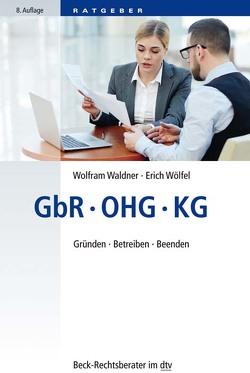 GbR – OHG – KG von Waldner,  Wolfram, Wölfel,  Erich
