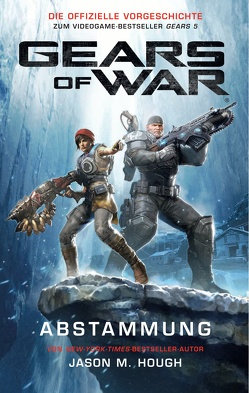 Gears of War von Hough,  Jason M.