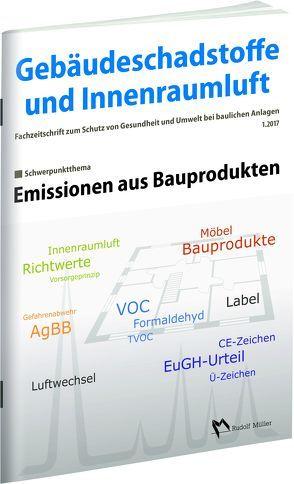 Gebäudeschadstoffe und Innenraumluft – Fachzeitschrift zum Schutz v