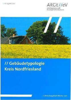 Gebäudetypologie Nordfriesland von Gniechwitz,  Timo, Schulze,  Thorsten, Walberg,  Dietmar
