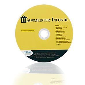 Gebäudeverwaltungsdokumente auf CD