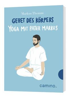 Gebet des Körpers von Thomm,  Markus