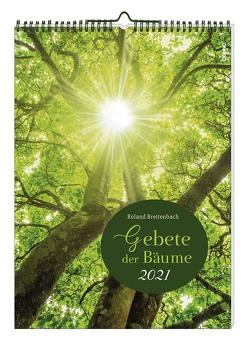 Gebete der Bäume 2021 von Breitenbach,  Roland