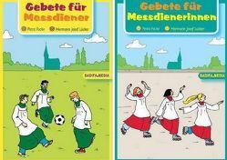 Gebete für Messdiener und Messdienerinnen – Nr. 511 von Focke,  Petra, Lücker,  Hermann Josef