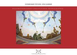 Gebhard Fugel: Bibelbilder.Deckengemälde.Panorama von Streicher,  Gebhard