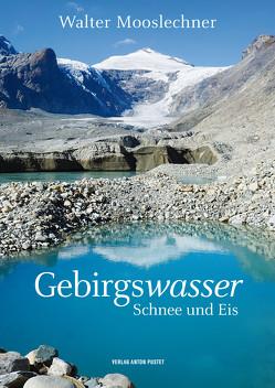 Gebirgswasser, Schnee und Eis von Walter,  Mooslechner