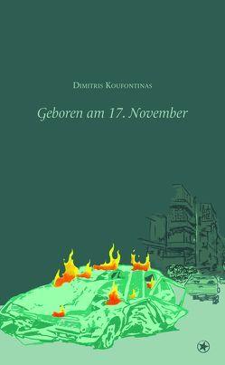 Geboren am 17. November von Koufontinas,  Dimitris