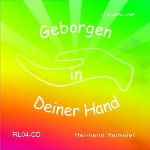 Geborgen in Deiner Hand von Heimeier,  Hermann