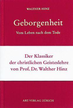 Geborgenheit von Hinz,  Walther