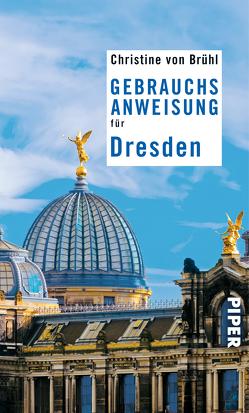 Gebrauchsanweisung für Dresden von Brühl,  Christine von