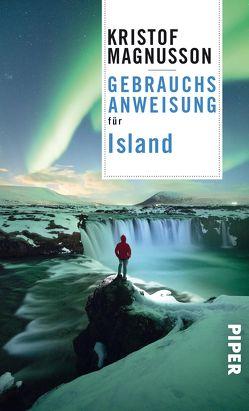 Gebrauchsanweisung für Island von Magnusson,  Kristof
