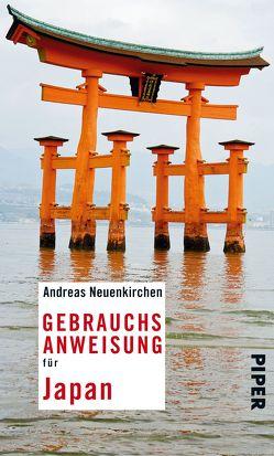 Gebrauchsanweisung für Japan von Neuenkirchen,  Andreas