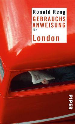 Gebrauchsanweisung für London von Reng,  Ronald
