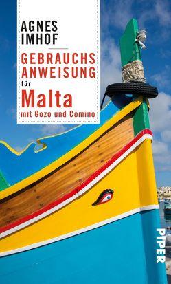 Gebrauchsanweisung für Malta von Imhof,  Agnes